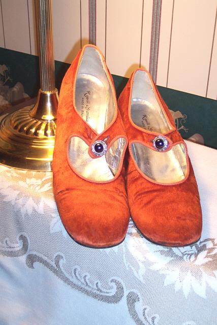 Copper shoes 006