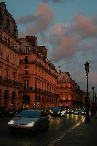 Parisattwilight