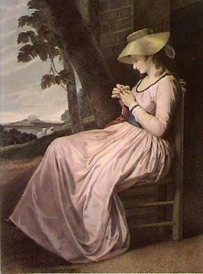 George-Romney-The-Seamstress
