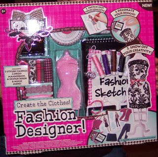Fashion designer 2
