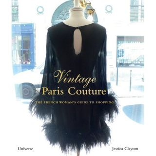 Vintage Paris Couture book1