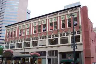 Denver architecture