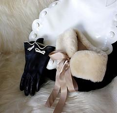 Piksi access beige & black
