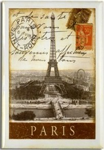VintagepostcardParis