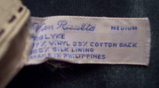 Gl109 Van Raalte white leather driving gl (6)