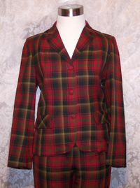 Highland queen plaid pantsuit (7)_445x600