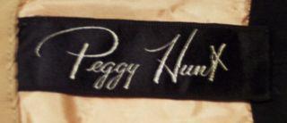 Peggy hunt illusion black dress (9)