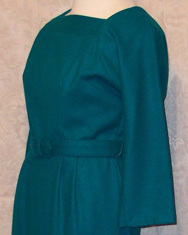 Dr112 sears green wool wiggle (5)