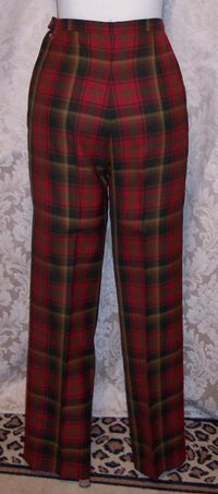 Highland queen plaid pantsuit (5)_265x600