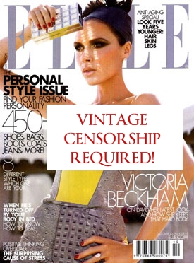 Victoria beckham oct 09 elle clutch -censored
