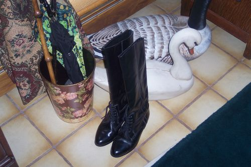 Girls Riding Boots Made In Portugal
