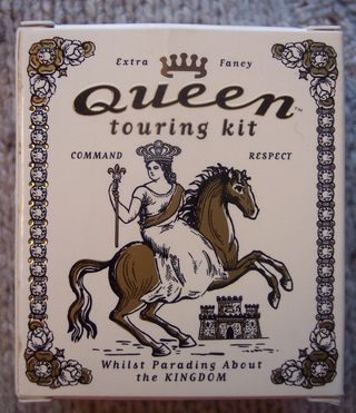 Queen Touring Kit