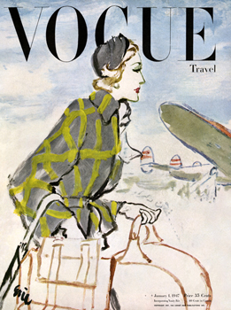 Jan 1 1947 vogue Carl Erickson