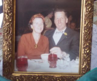 My grandparents c1950s