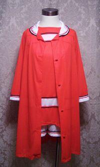 Vintage nautical red white & blue pajamas by Aristocrat
