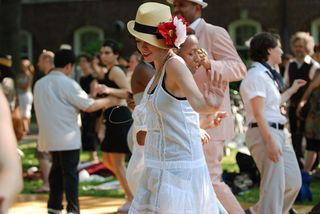 Governors Island Jazz Lawn party 2010 (10)