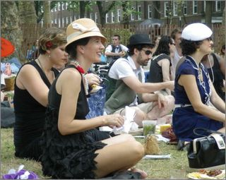 Governors Island Jazz Lawn party 2010 (6)