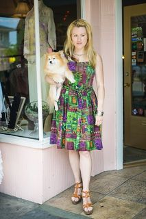 Liz of Xtabay Vintage
