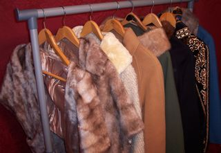 Vintage outerwear from The Red Velvet Shoe