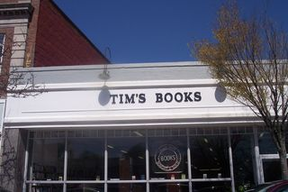 Tim's Books Main St. Hyannis