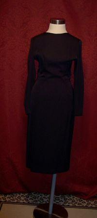 Grenelle Estevez V Back cocktail dress_267x600