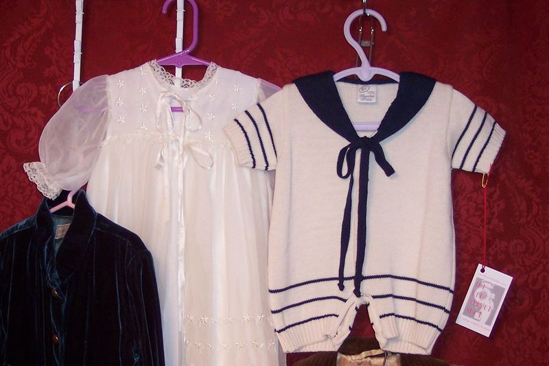 Childrens vintage clothing at The Red Velvet Shoe (2)