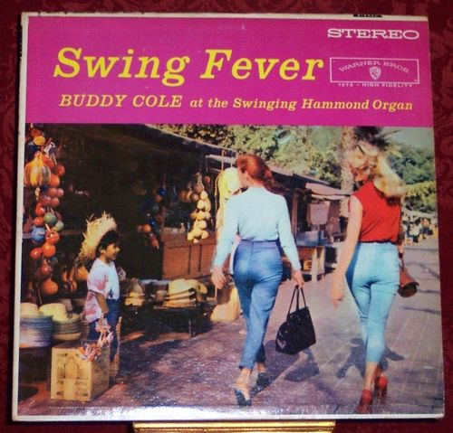 1960 Buddy Cole Swing Fever