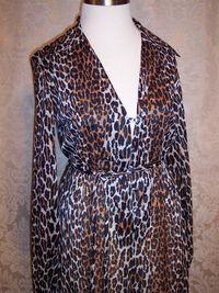 Vintage 1960s Vanity Fair Leopard Print jumpsuit (5)