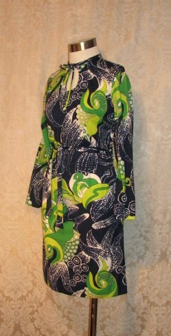 1960s B. Altman & Co. designed by Ruth Walter Pucci style dress (5)
