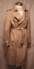 Yves Saint Laurent Made in France Vintage Trench Coat  (13)