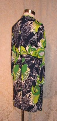 1960s B. Altman & Co. designed by Ruth Walter Pucci style dress (7)