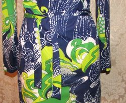 1960s B. Altman & Co. designed by Ruth Walter Pucci style dress (10)