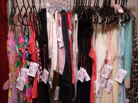 Vintage Lingerie available at The Top Shelf Flea Market @ The Red Velvet Shoe (4)