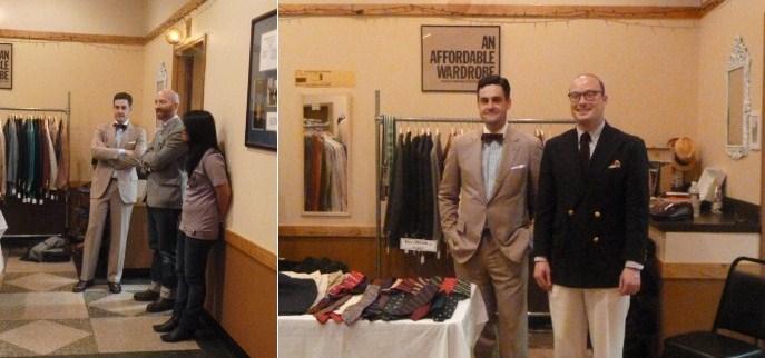 Menswear Vendors at The Top Shelf Flea Market