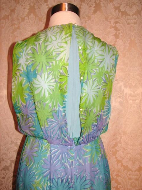 Philippe Tournaye Rembrandt vintage silk dress (9)