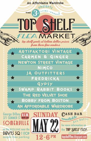 TSF III May 22 2011 poster