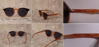 Vintage Foster Grant sunglasses at The Red Velvet Shoe