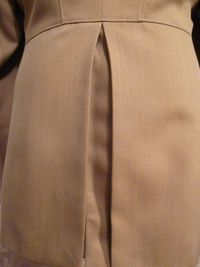 Vintage cavalry twill equestrian hunting coat British Accent Tailored by Tiger of Sweden GULINS  (7)