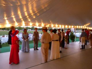 Commonwealth Vintage Dancers dance at The Newport International Polo Grounds (24)