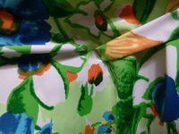 Vintage Pomare Hawaii Kimono Style Batwing Sleeve Blouse  (4)