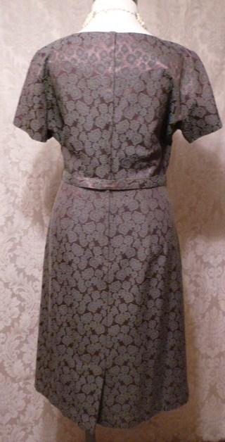 Cohen Bros. Style vintage 1960s 2 piece dress suit bolero jacket