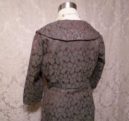 Cohen Bros. Style vintage 1960s 2 piece dress suit bolero jacket (9)
