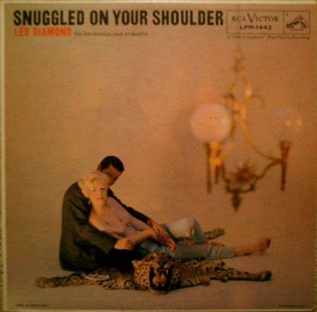 Leo Diamond Snuggled on Your Shoulder Album Cover (2)