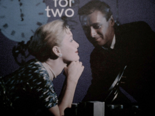 The Three Suns Midnight for Two 1957 album cover (2)