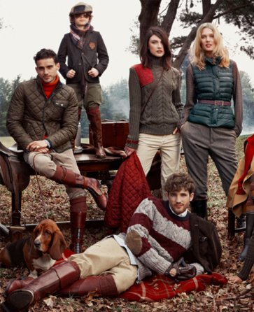 Tommy Hilfiger loves the New England look