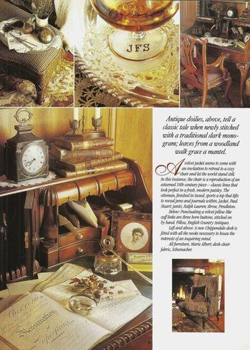 3 Victoria Magazine November 1996 featuring Ralph Lauren fabrics (570x800)