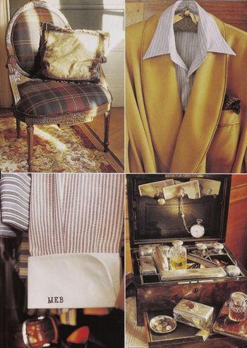 9 Victoria Magazine November 1996 featuring Ralph Lauren fabrics (568x800)