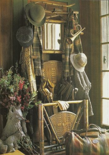 11 Victoria Magazine November 1996 featuring Ralph Lauren fabrics (563x800)