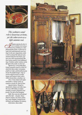 10 Victoria Magazine November 1996 featuring Ralph Lauren fabrics (573x800)