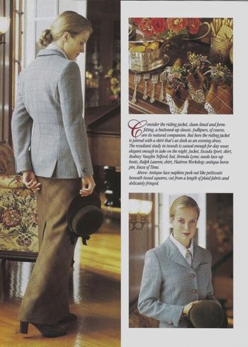 5 Victoria Magazine November 1996 featuring Ralph Lauren fabrics (570x800)